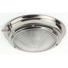 Stainless Steel Switched Interior Light