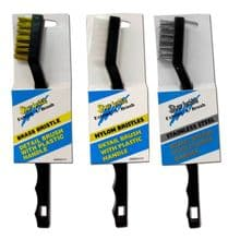 Starbrite Detail Brush with Plastic Handle