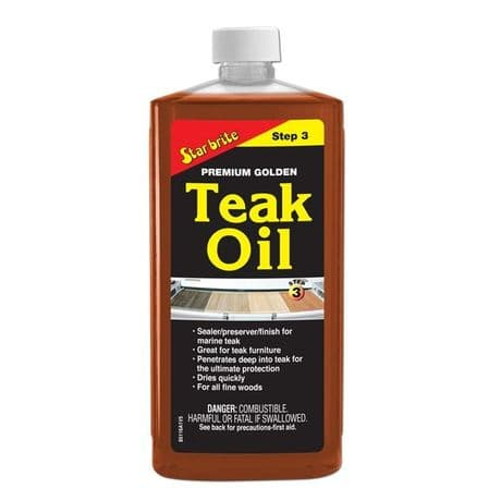 Starbrite Premium Gold Teak Oil - 500ml