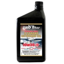 Starbrite Pro Star Super Premium Synthetic Blend 4 Stroke 10w30 Outboard Oil
