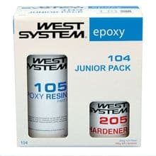 West System 104 Junior Epoxy Resin Repair Pack - 600g