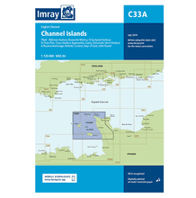 Imray C33A Channel Islands (North)