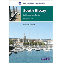 Imray South Biscay Pilot by RCCPF / Steve Pickard