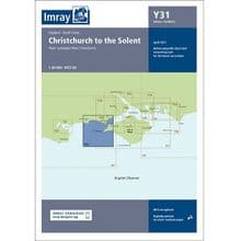 Imray Y31 Christchurch to the Solent