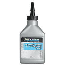 Quicksilver Power Trim and Steering Fluid - 240ml