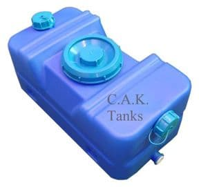 30 Litre fresh water tank