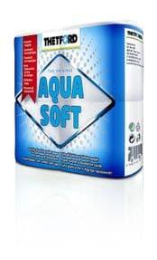 AQUA SOFT PACK OF 4 ROLLS