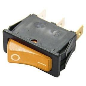 Dometic Electrolux Fridge Gas Ignitor Orange Switch 12V Caravan Motorhome