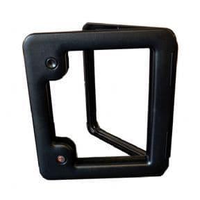 DOOR 3 THETFORD -27 BLACK 385 H X 335 W