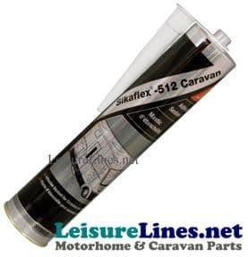 SIKAFLEX CARAVAN SEALER 512 WHITE