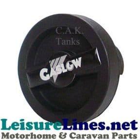SPARE GASLOW FILLER CAP - BLACK