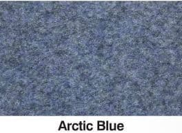 Standard interior lining carpet Arctic Blue