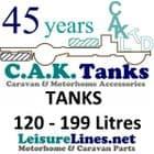 Tanks 120 - 199 Litres Capacity