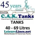 Tanks 40 - 69 Litres Capacity