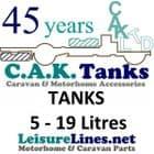 Tanks 5 - 19 Litres Capacity