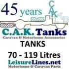 Tanks 70 - 119 Litres Capacity