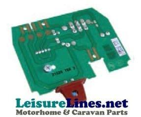 TRUMA - TEB2 POWER ELECTRONICS PCB