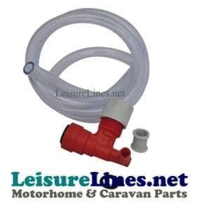TRUMA ULTRASTORE RAPID - HOT WATER Connector JG push fit