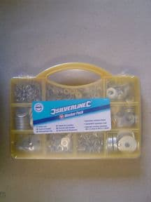 WASHER PACK - 1000 PIECES ASSORTED SIZES