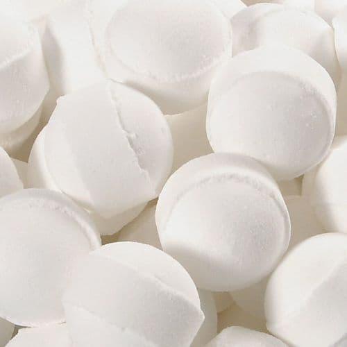 10 Snowmusk Mini Bath Bombs