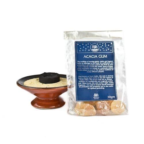 Acacia Gum Sacred Herb
