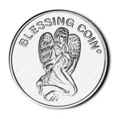 Angel Coin - Blessing Coin