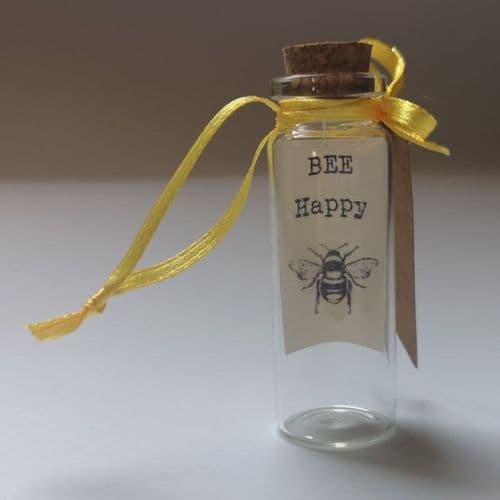 Bee Happy Positivity Bottle