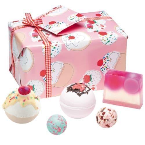 Cherry Bathe-well Bath Gift Set
