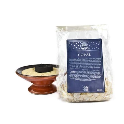 Copal Sacred Herb
