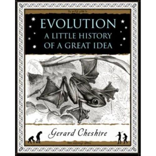 Evolution Wooden Book
