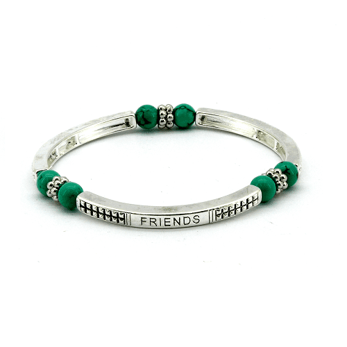 Friends Sentiment Bracelet