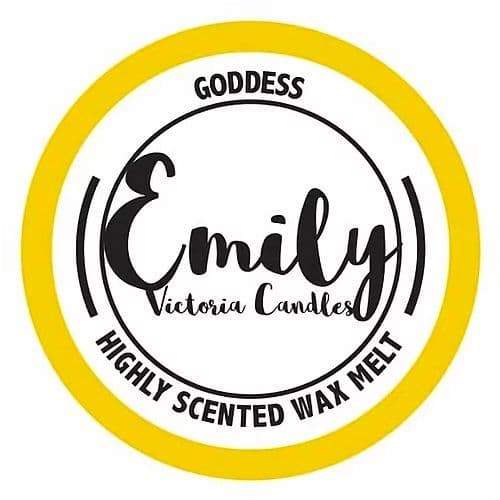 Goddess Wax Melt by Emily Victoria Candles - Clouds Online UK
