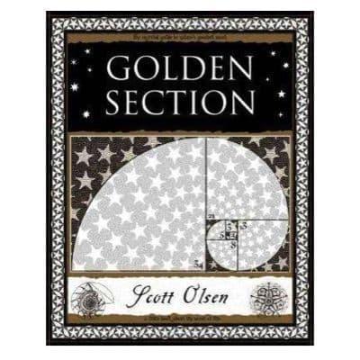 Golden Section Wooden Book