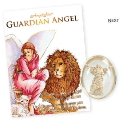 Guardian Angel Worry Stone