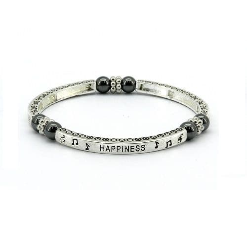 Happiness Sentiment Bracelet