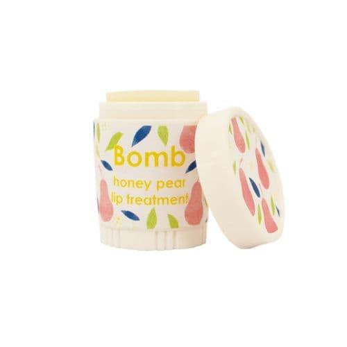 Bomb Cosmetics Honey Pear Lip Treatment - Clouds Online UK