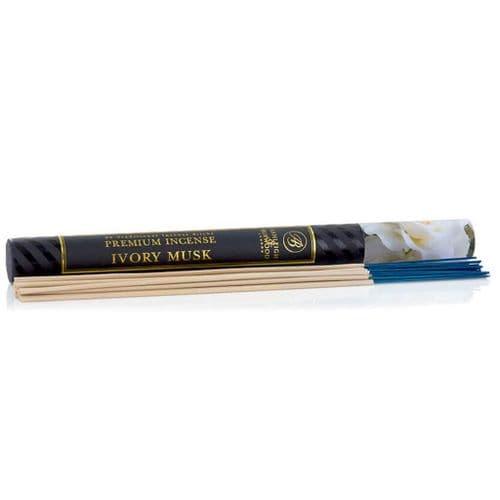 Ivory Musk Ashleigh and Burwood Tube Incense