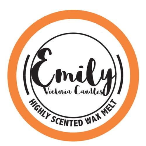 Jelly Bean Highly Scented Wax Melt by Emily Victoria Candles | Clouds Online UK