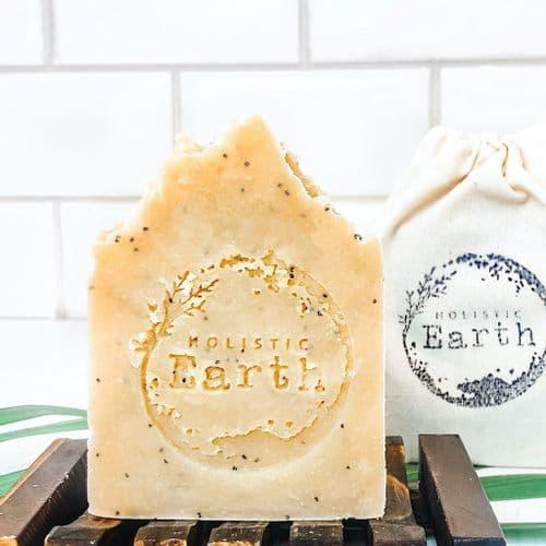 Lemongrass Shampoo & Body Soap Bar
