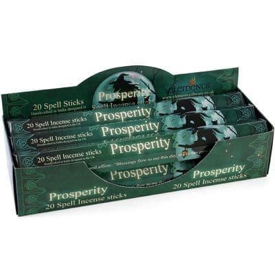 Lisa Parker Prosperity Spell Incense