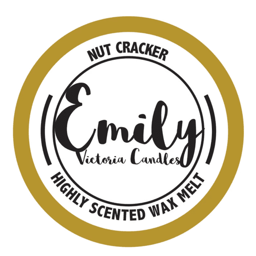 Nut Cracker Wax Melt by Emily Victoria Candles