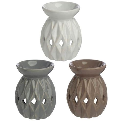Origami Design Ceramic Oil Burner