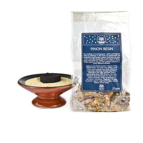 Pinon Resin Sacred Herb