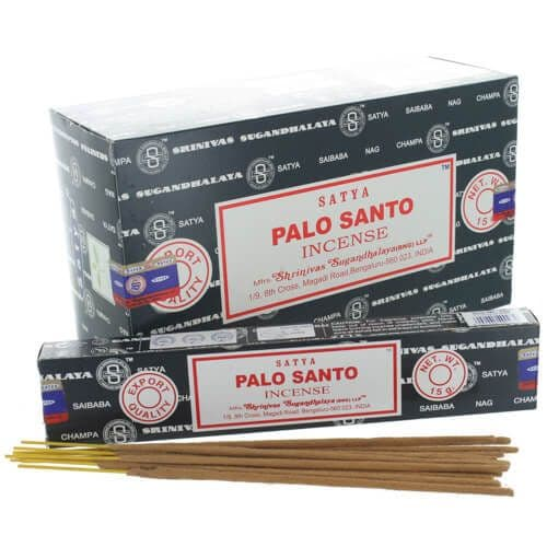 Satya Palo Santo Incense Sticks - Clouds Online