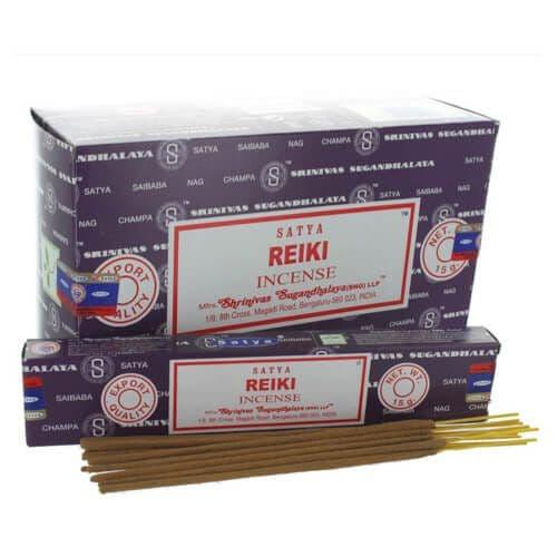 Satya Reiki Incense Sticks | Clouds Online