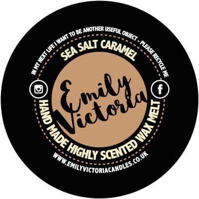 Sea Salt Caramel Wax Melt