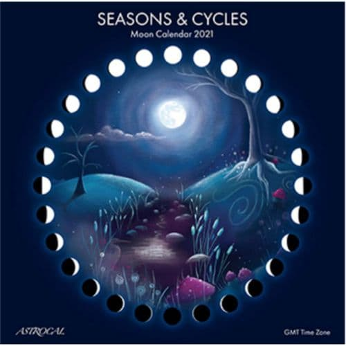 Seasons & Cycles Calendar by Astrocal