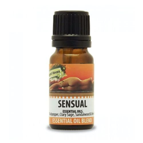 Sensuality Aromatherapy Blend