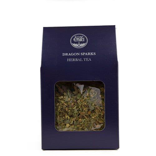 Star Child Dragon Sparks Herbal Tea - Clouds Online