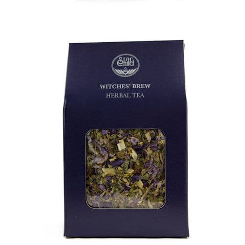 Star Child Witches Brew Herbal Tea - Clouds Online